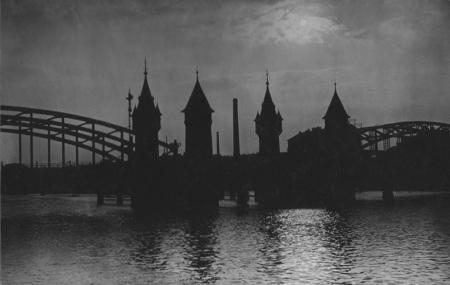 Nostalgiczny widok na Most Dworcowy. (MNS/A.Foto/15352)