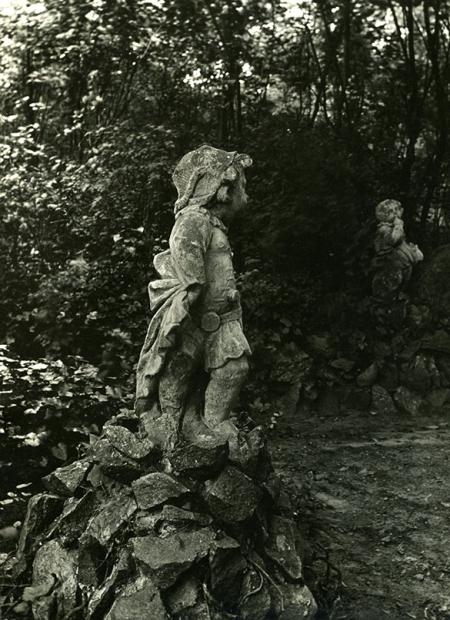 Barokowe rzeźby dekorujące niegdyś ogrody starej mennicy przy ul. Szewskiej, a potem prywatną posiadłość koło Zdrojów, obecnie można obejrzeć w gmachu muzeum przy ul. Staromłyńskiej 27. (MNS/A.Foto/15442)